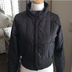 DITTO Quilted Brown Jacket EUC!